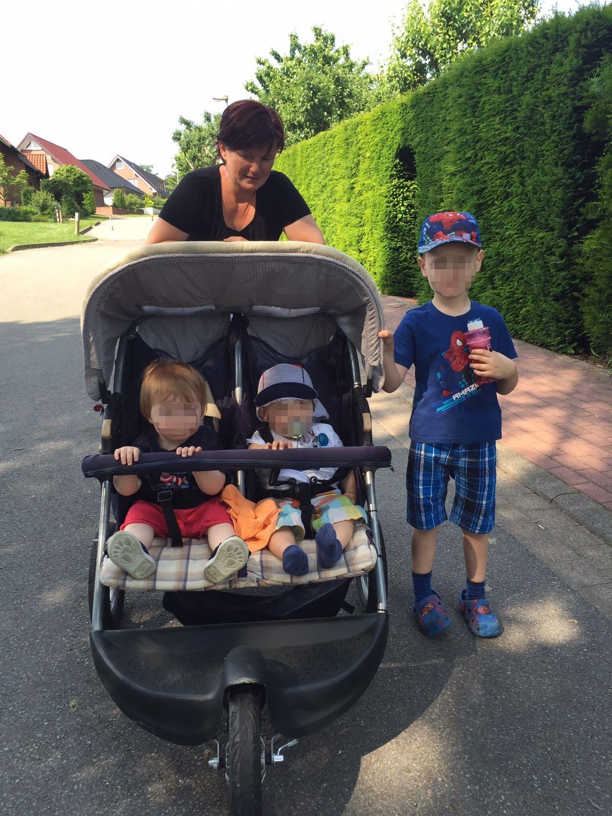 Ausflug mit Kinderwagen